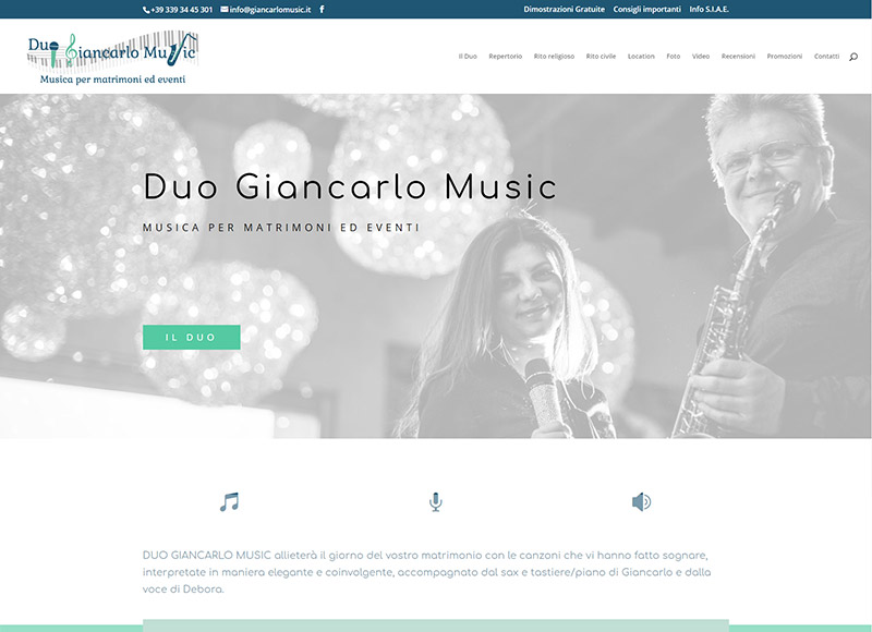 Duo Giancarlo Music