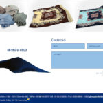 Sito web onepage: Paglia Collection s.r.l.