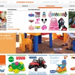 Sito e-commerce: Paniate s.n.c.