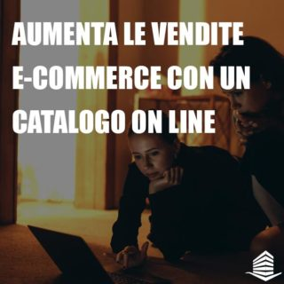 Catalogo on line e-commerce